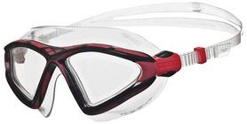 Маска для плавания Arena X-Sight 2, clear-clear-red (1E091-54) - Фото №2