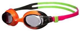Очки для плавания детские Arena X-Lite Kids, smoke-orange-pink (92377-539)