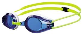 Очки для плавания детские Arena Tracks JR, blue-white-fluo-yellow (1E559-36)