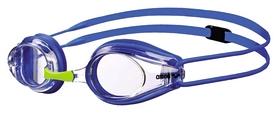 Очки для плавания детские Arena Tracks JR, clear-blue-blue (1E559-70)