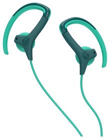 Наушники спортивные Skullcandy Chops Bud Teel/Green/Green (S4CHHZ-450)