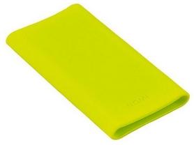 Чехол силиконовый Nomi NN для Power bank Nomi E100, зеленый (325787)