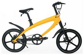 """Электровелосипед городской Rover S1 - 20"""", оранжевый (347123)"""