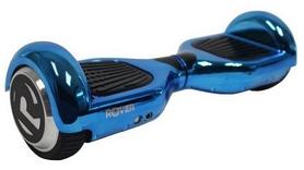 Гироборд Rover M2 6.5 Chrome Blue (318572)