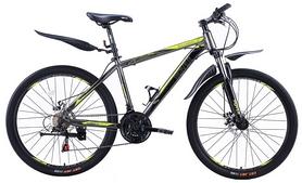 """Велосипед горный Rover Samson 2018 - 26"""", рама 17"""", серый"""