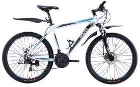 """Велосипед горный Rover Samson 2018 - 26"""", рама 19"""", синий"""