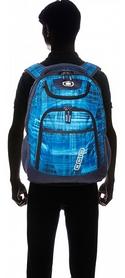 Фото 4 к товару Рюкзак спортивный Ogio Tribune Pack - синий, 40,1 л (111078.765)