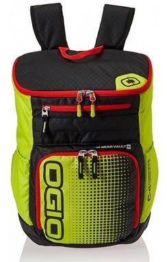 Рюкзак спортивный Ogio C4 Sport Pack - лаймовый, 29,5 л (111121.762)