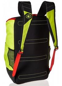 Рюкзак спортивный Ogio C4 Sport Pack - лаймовый, 29,5 л (111121.762) - Фото №2