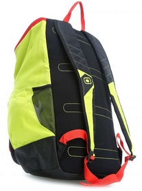 Рюкзак спортивный Ogio C4 Sport Pack - лаймовый, 29,5 л (111121.762) - Фото №6