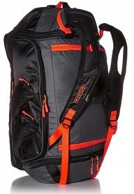 Сумка спортивная Ogio Endurance 9.0 Bag, оранжево-серая (112035.512) - Фото №3