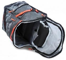 Фото 8 к товару Рюкзак спортивный Ogio X-Train 2 Pack - оранжево-серый, 27,8 л (112046.512)