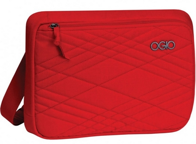 Сумка для ноутбука Ogio Tribeca Case, красная (114008.02)