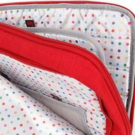 Фото 3 к товару Сумка для ноутбука Ogio Tribeca Case, красная (114008.02)
