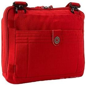 Фото 4 к товару Сумка для ноутбука Ogio Tribeca Case, красная (114008.02)