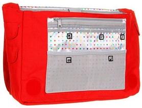 Фото 5 к товару Сумка для ноутбука Ogio Tribeca Case, красная (114008.02)