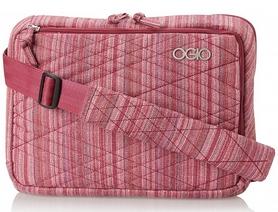 Сумка для ноутбука Ogio Tribeca Case, розовая (114008.616)