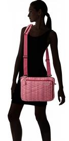 Фото 3 к товару Сумка для ноутбука Ogio Tribeca Case, розовая (114008.616)