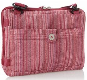 Фото 4 к товару Сумка для ноутбука Ogio Tribeca Case, розовая (114008.616)