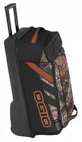 Сумка дорожная Ogio Adrenaline Wheeled Bag, коричневая (121013.239)