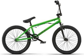 """Велосипед BMX Radio Dice FS 20 2018 - 20"""", рама - 20"""", зеленый (01005040218--2018)"""