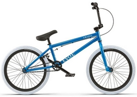 "Велосипед BMX Radio Evol 2018 - 20"", рама -20,3"", голубой (01005050218--2018)"