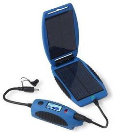 Солнечная батарея Powertraveller Powermonkey Explorer V2, синяя (PMEV2004)