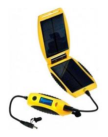 Солнечная батарея Powertraveller Powermonkey Explorer V2, желтая (PMEV2007)