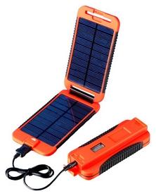 Солнечная батарея Powertraveller Powermonkey Extreme, красная (PMEXT009)
