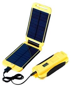 Солнечная батарея Powertraveller Powermonkey Extreme, желтая (PMEXT007)