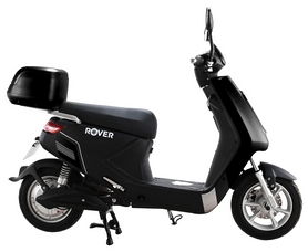 Электроскутер Rover Element 03, черный (346586)