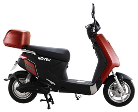 Электроскутер Rover Element 03, красный (346588)
