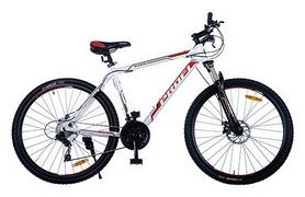 """Велосипед горный Profi Basis - 27,5"""", рама - 19,5"""", белый (G275BASIS A275-1)"""