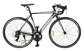 """Велосипед шоссейный Profi City A700C 3.2 – 28"""", рама – 53 см, черный"""