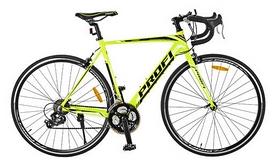 """Велосипед шоссейный Profi City A700C 3.1 – 28"""", рама – 53 см, салатовый"""