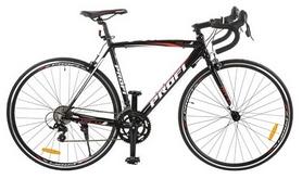 """Велосипед шоссейный Profi City A700C-1 – 28"""", рама – 53 см, черный"""