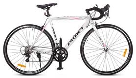 """Велосипед шоссейный Profi City A700C-2 – 28"""", рама – 53 см, белый"""