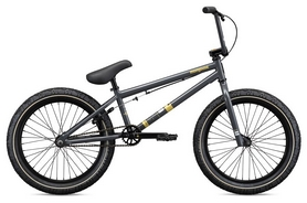 "Велосипед BMX Mongoose Legion L60 2018 - 20"", рама - 20,5"", черный (M41308M)"