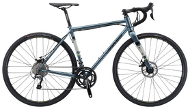 """Велосипед шоссейный Jamis Renegade Expact 2018 - 28"""", рама - 56 см, серый"""