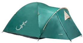 Палатка четырехместная Freetime Mareo (3000) 2018 - бирюзовая (3660323301030--2018)