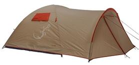 Палатка четырехместная Freetime Tundra 2017 - бежевая (3660323301146--2017)