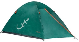 Палатка двухместная Freetime Alpes 2 (3000) 2018 - бирюзовая (3660323301313--2018)