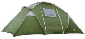 Палатка четырехместная Freetime Futura Duo 2018 - зеленая (3660323301931--2018)
