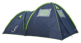 Палатка четырехместная Freetime Sierra 2017 - темно-синяя (3660323301962--2017)