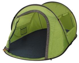 Палатка двухместная Eurotrail South Fork Pop-Up 2018 - зеленая (ETTE0781--2018)