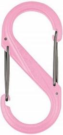 Карабин Nite Ize Plastic Carb S Biner S2 NI789, розовый (4823082709434)