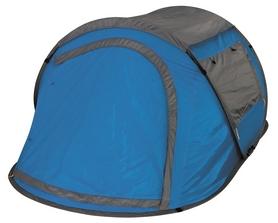 Палатка двухместная Eurotrail Packwood Pop-Up 2018 - синяя (ETTE0791--2018)