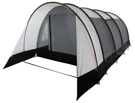 Палатка четырехместная Eurotrail Brisbane 2017 - серая (ETTE0901--2017)