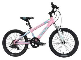 """Велосипед горный подростковый Outleap Cutie 2017 - 20"""", розовый (OBM17K2W)"""