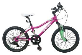 """Велосипед горный подростковый Outleap Cutie 2018 - 20"""", розовый (OBM18G20J)"""